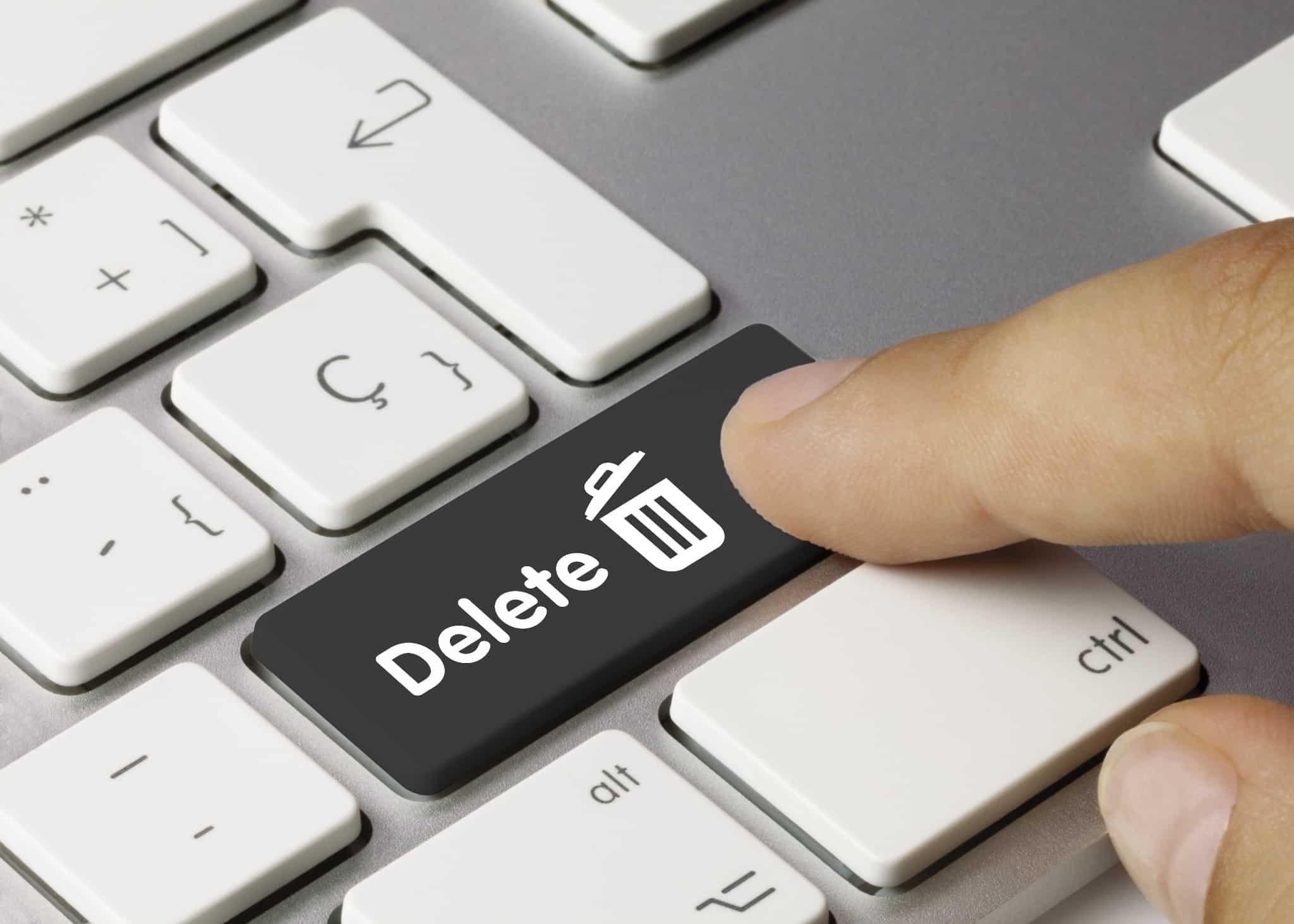Should You Delete Old Blog Posts?